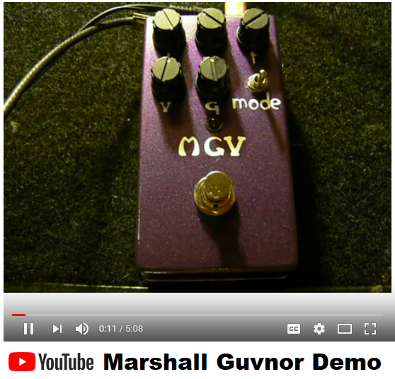 Another MGV Demo Video