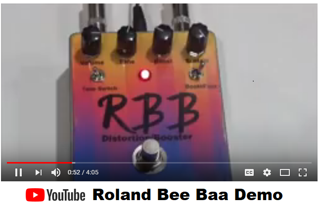 RBB Demo Video